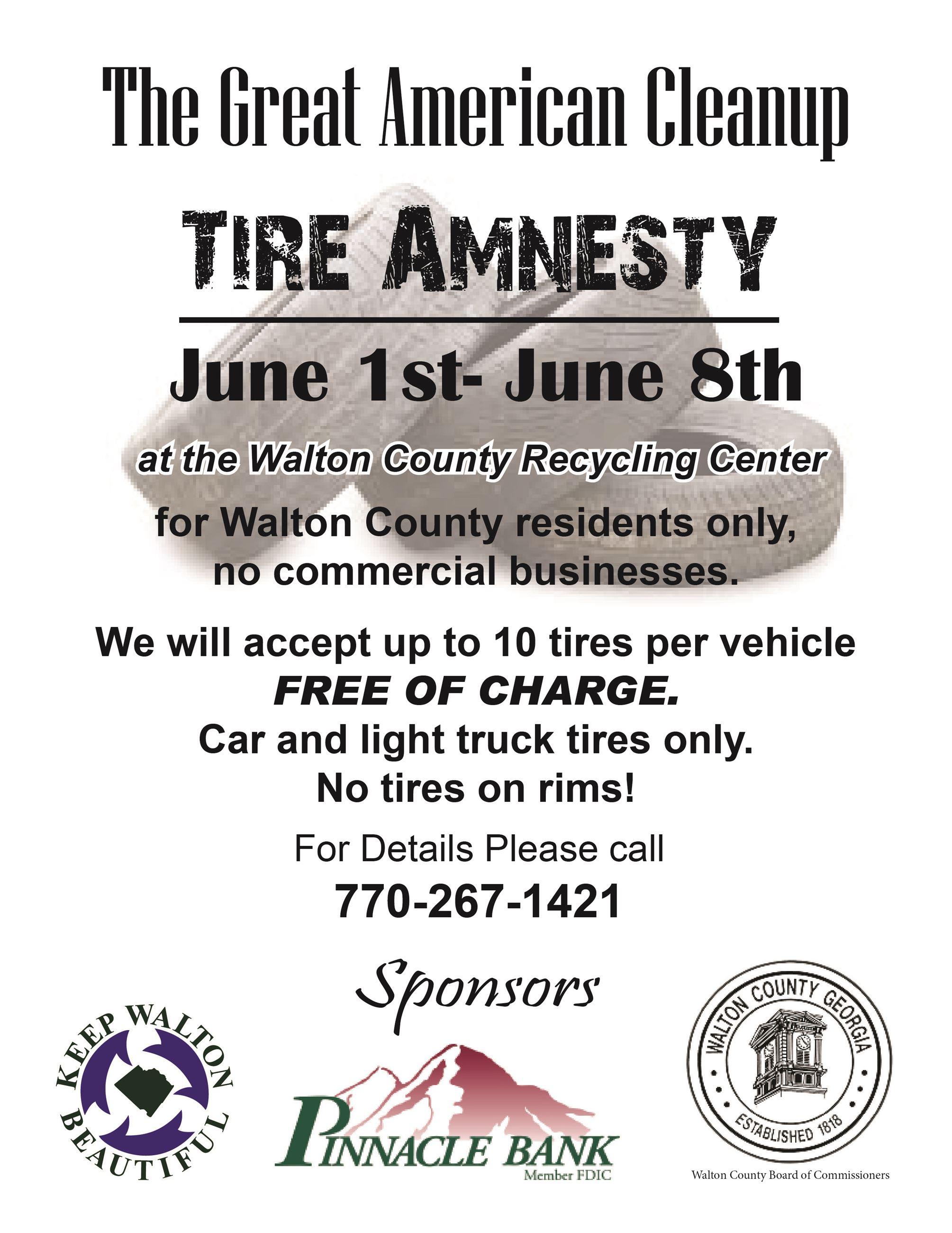 Keep Walton Beautiful & Recycling Center   Walton County, GA