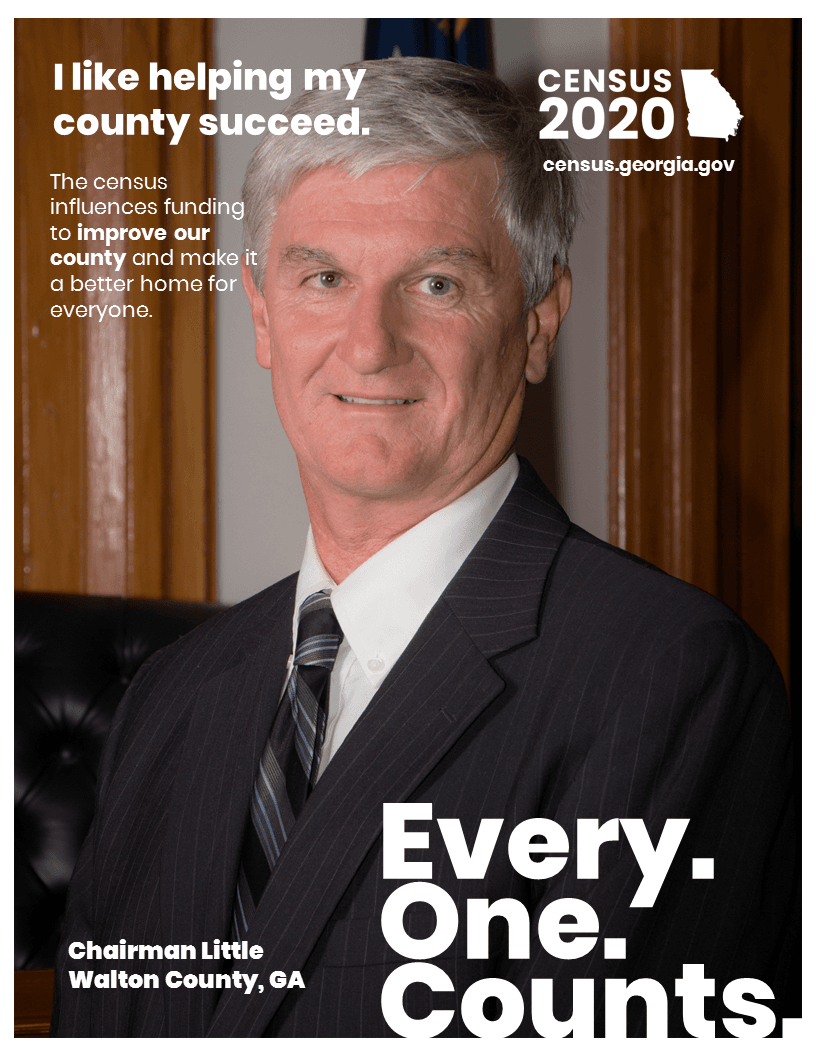 Census Custom Poster_Chairman